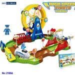 Mô hình công viên trò chơi tốc độ 2166A