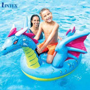 Phao bơi rồng bay DRADON khổng lồ INTEX 57563