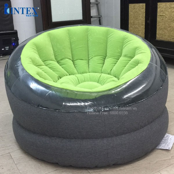 Ghế hơi sắc màu mẫu mới INTEX 66582