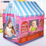 Nhà bóng trẻ em tiệm bánh ngọt mẫu mới 995-7070A