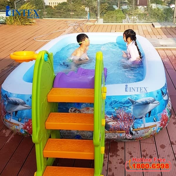 Hồ bơi, bể bơi phao cho bé