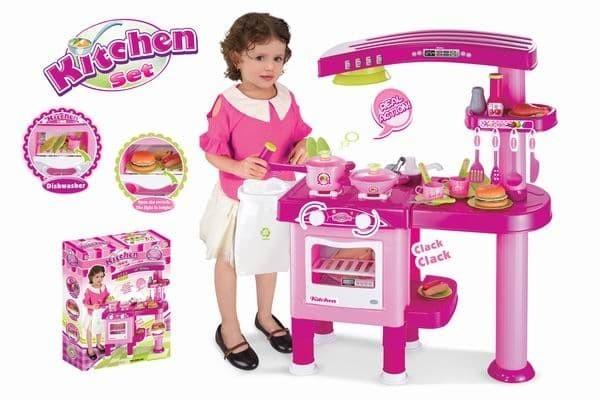 Bộ đồ chơi nấu ăn có lợi ích như thế nào đối với trẻ nhỏ