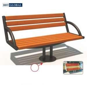 Ghế công viên nhập khẩu BH14902