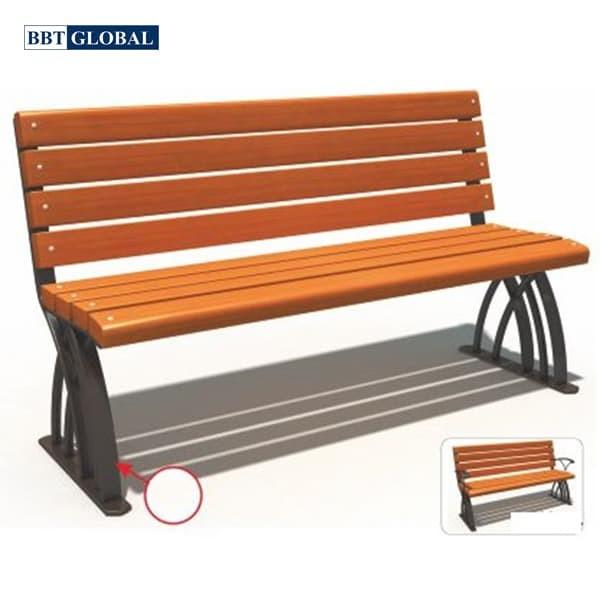 Ghế công viên nhập khẩu BH14802