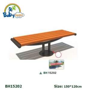 Ghế công viên nhập khẩu BH15202