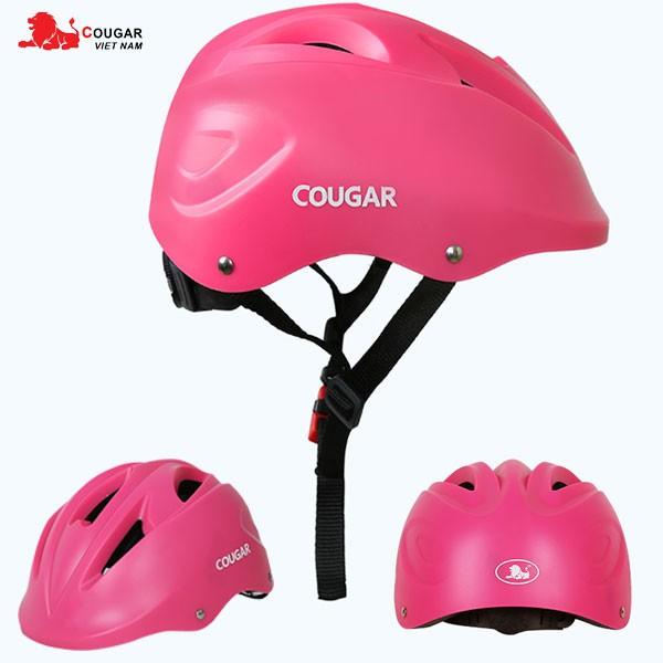Mũ bảo hiểm cho bé chính hãng Cougar siêu nhẹ MT05