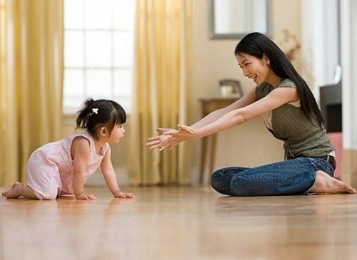 Nâng đỡ những bước đi đầu đời cho bé