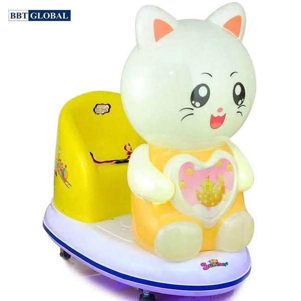 Nhún điện nhập khẩu mèo con NDNK-1023