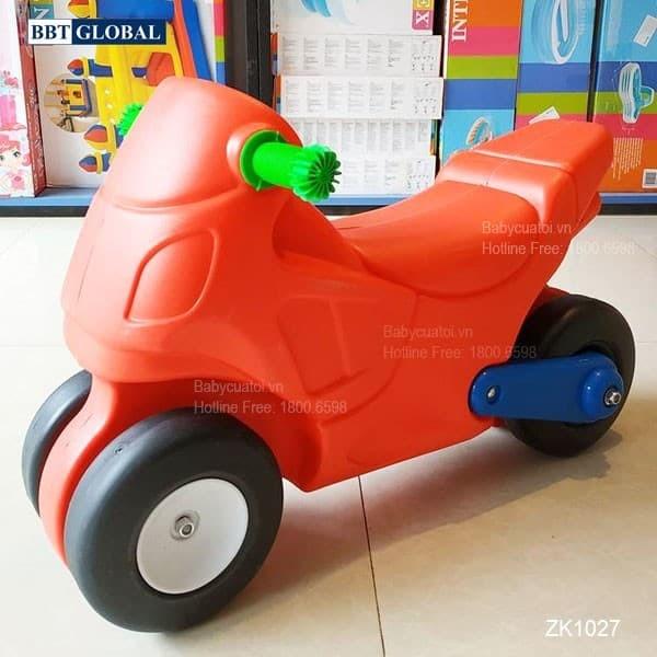 Xe chòi chân hình xe mô tô ZK1026