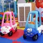 Xe chòi chân ô tô Cảnh sát ZESTER Z04