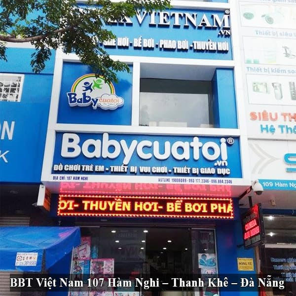 Babycuatoi tại 107 Hàm Nghi, Thanh Khê, Đà Nẵng
