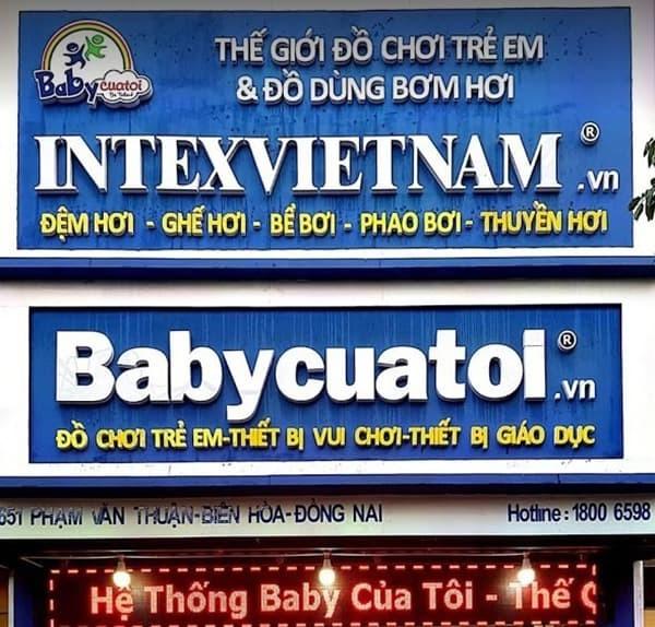 Babycuatoi tại 651 Phạm Văn Thuận, Biên Hòa, Đồng Nai