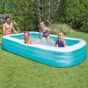 Bể bơi phao chữ nhật INTEX 58484