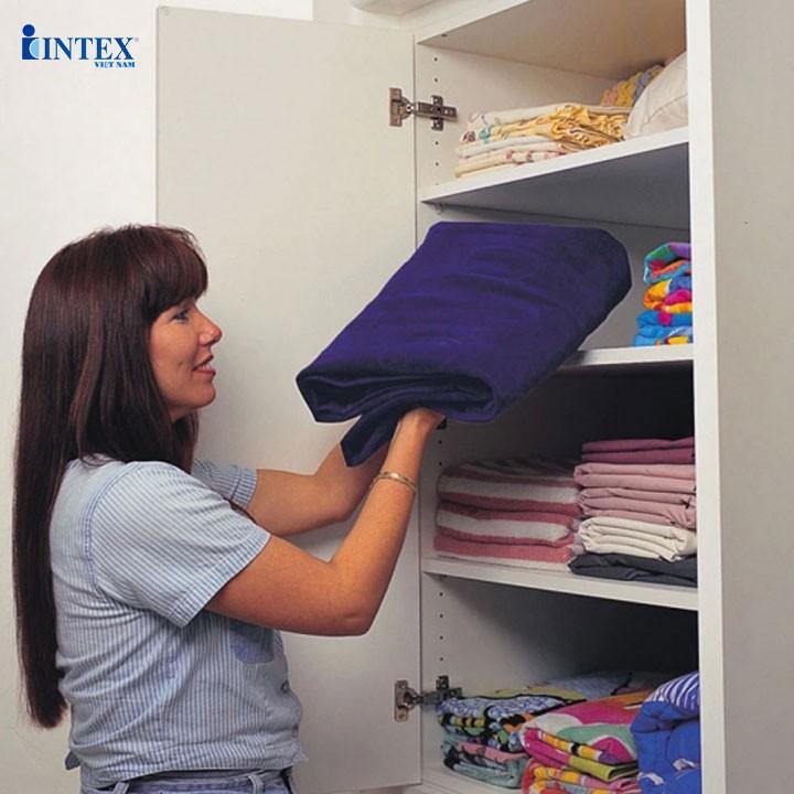 Đệm hơi Intex - Giải pháp tiện lợi cho mọi nhà