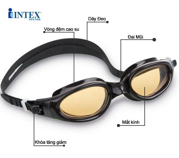 Kính bơi Intex - Chính hãng, an toàn và tiết kiệm