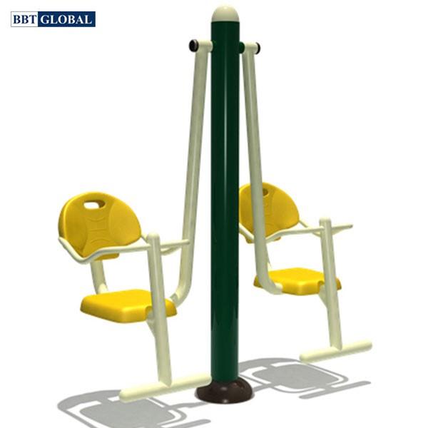 Máy tập thể dục ngoài trời BBT Global KXJS-027