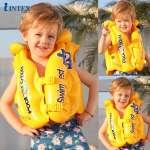 Áo phao bơi vàng INTEX 58660