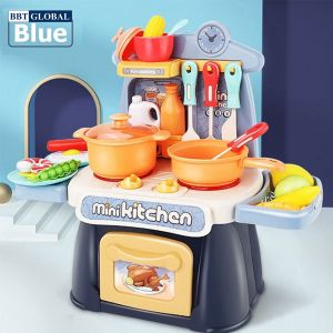 Đồ chơi bếp nấu ăn cho bé 26 chi tiết 889-173