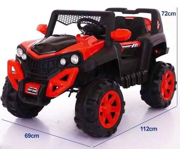 Xe ô tô trẻ em địa hình BBT-3356