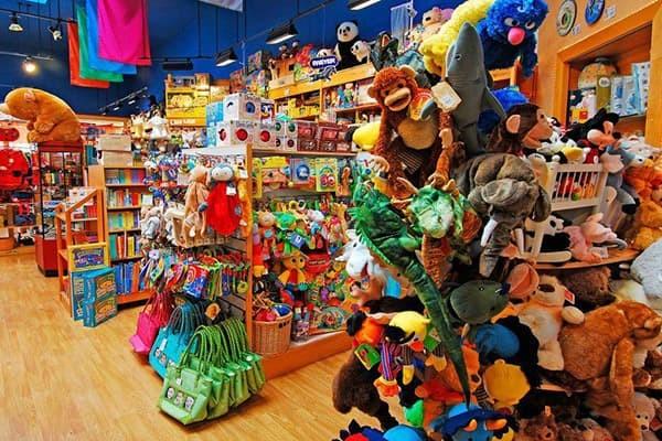Cửa hàng đồ chơi trẻ em Hà Nội