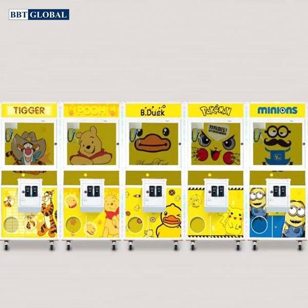 Máy gắp thú bông khu vui chơi GAME-6012H