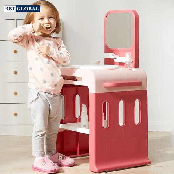 Bộ bàn cho bé tập vệ sinh cá nhân BBT GLOBAL GGD501