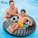 Phao bơi tròn đường kính 114cm INTEX 56268