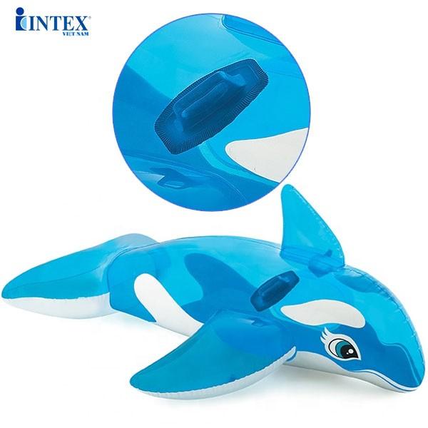 Phao bơi cá voi INTEX 58523