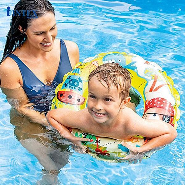 Phao bơi tròn 61cm cho bé INTEX 59242