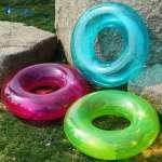 Phao bơi tròn trong suốt đường kính 76cm INTEX 59260