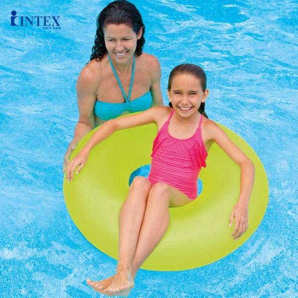 Phao bơi vòng 91cm INTEX 59262