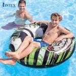 Phao bơi tròn đường kính 122cm INTEX 68209
