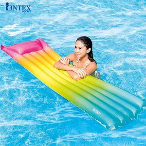 Phao bơi nằm có gối đầu INTEX 58721