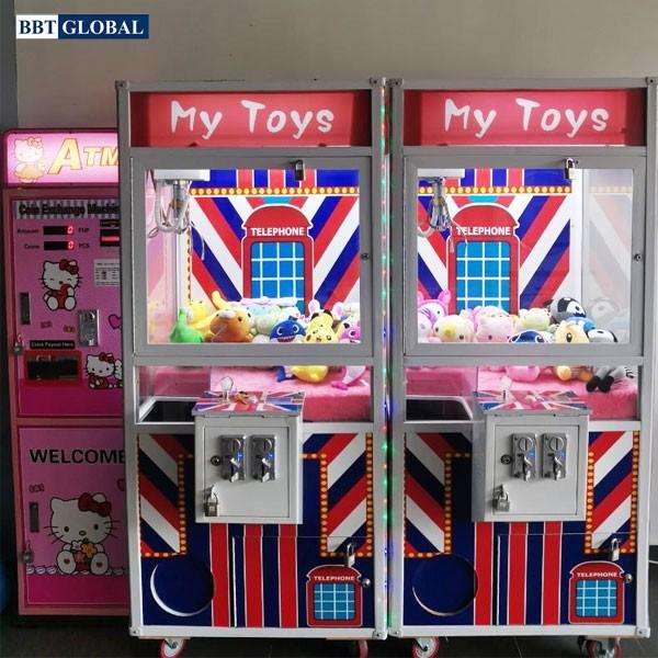 Máy gắp thú bông khu vui chơi GAME-6012B