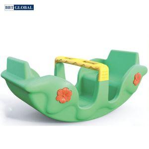 Bập bênh đôi ghế ngồi cao cấp cho bé BBT Global RK-702