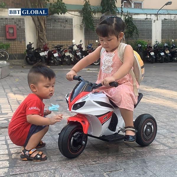 Xe máy điện trẻ em địa hình BBT-2288N