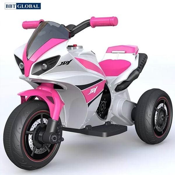 Xe moto điện trẻ em địa hình BBT-2288N | Màu hồng