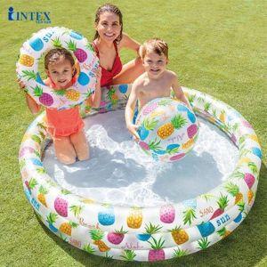 Bộ bể bơi phao 3 tiết cho bé INTEX 59469
