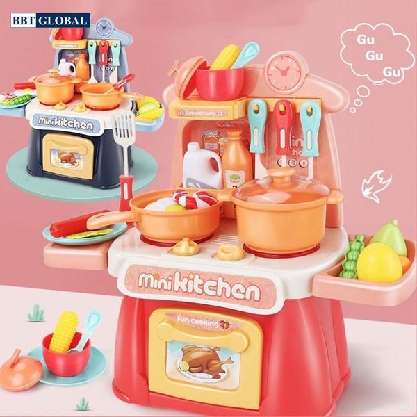 Bộ đồ chơi nấu ăn 26 chi tiết 889-174