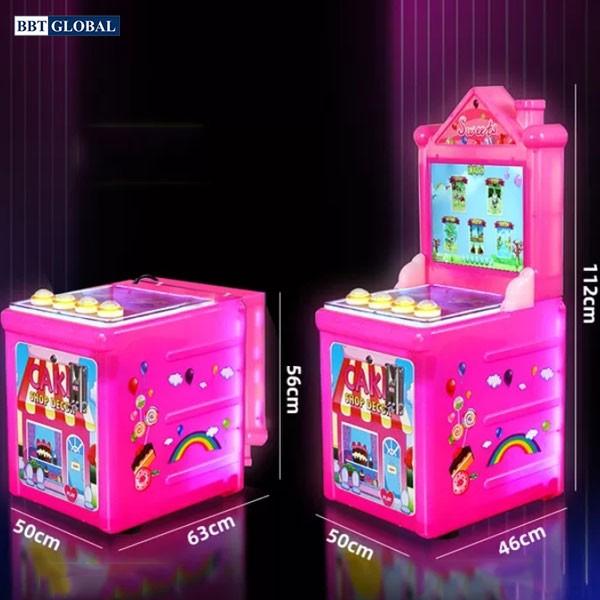 Máy game bắt bò 70 trò chơi dành cho khu vui chơi GAME-6025
