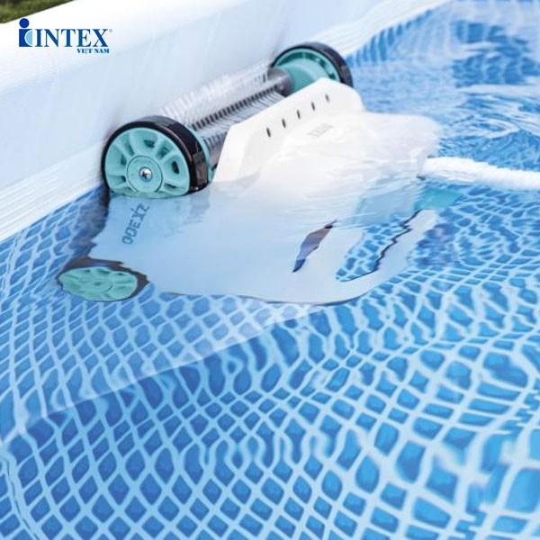 Máy vệ sinh đáy và thành bể bơi INTEX 28005