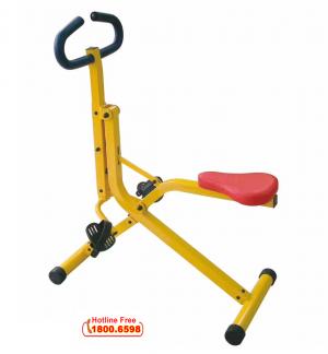 Thiết bị tập thể dục trẻ em- Đạp bộ tại chỗ JS006
