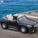 Xe ô tô điện trẻ em bản quyền cao cấp Mercedes MAYBACH S650