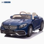 Xe ô tô điện trẻ em bản quyền cao cấp Mercedes Mabach S650