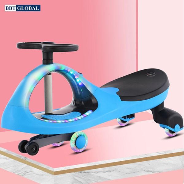 Xe lắc cho bé SW004   Màu xanh dương