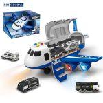 Đồ chơi mô hình máy bay có đèn và nhạc 660-A242