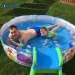 Bể bơi lắp dựng tròn 1m83 INTEX 56452