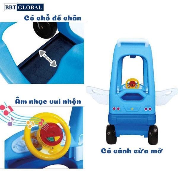 Xe chòi chân ô tô Cảnh sát ZESTER (Z04 hoặc Z06)