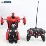 Đồ chơi rô bốt biến hình Transformer điều khiển RD512-G