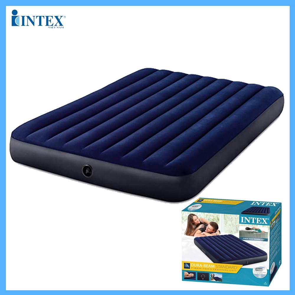 Đệm hơi INTEX công nghệ mới 1m83 64755